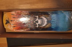"""Skateboard 9.13"""" Andy Anderson"""
