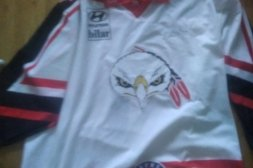 Pekka Lindmark match tröja