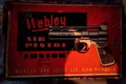 Webbly junior luftpistol