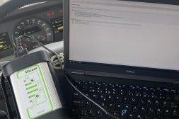 Volvo Vocom Lastbil Felsökningsverktyg