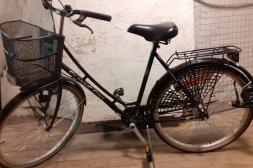 """Dam cykel (Classic only) 26"""""""