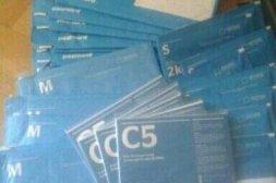 Porto betalt, postens blåa, frimärken.