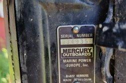 Mercury 80hk 2takt