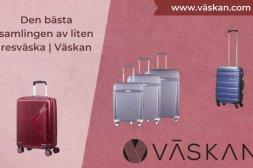 Den bästa samlingen av liten resväska |