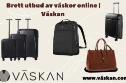 Brett utbud av väskor online | Väskan