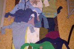 Barnkläder stl 74-80