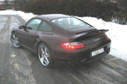 PORSCHE 997 Turbo 2007