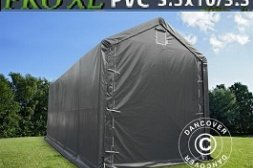 Båthall PRO 3,5 x 10 x 3,3 x 3,94 m PVC