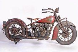 Indian veteranmotorcykel