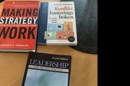 Litteratur om Ledarskap och organisation