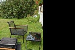 Trädgårds möbler