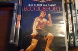 DVD Van Damme paket