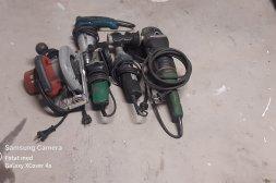 Garage verktyg