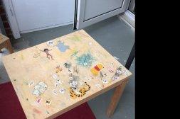 Bord för barnrum