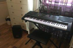 Keyboard MK-7000