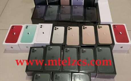 Ny Apple iPad Pro 11 och 12.9 (2020), Apple iPhone 11 Pro Max, iPhone 11 Pro,  iPhone 11
