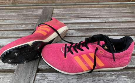 Spikskor Running shoes Adidas size 36 2/3