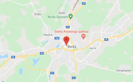 3:a i centrala Borås