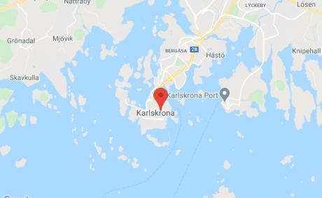 3:a i centrala Karlskrona uthyres