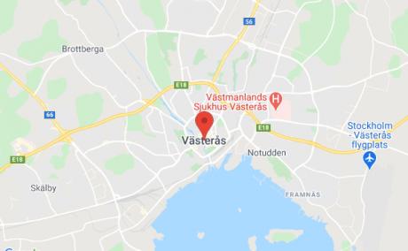 3:a i Västerås uthyres