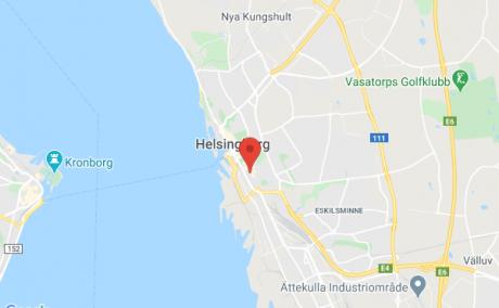 2:a i Helsingborg