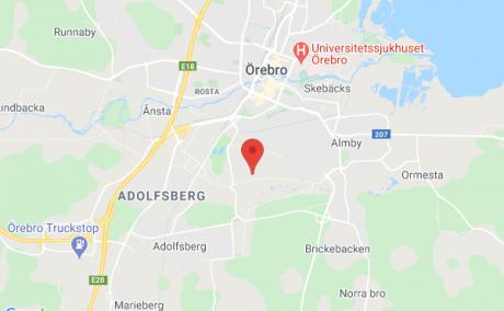 2:a i Örebro