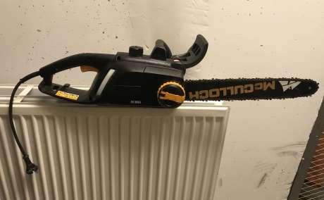 McCulloch Chainsaws CSE2040S