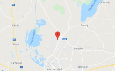 3:a i Kristianstad