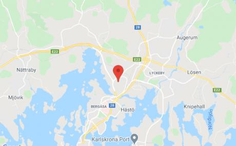 2:a i Karlskrona