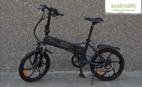 fällbar e-cykel 250W PEDELEC - BIWBIK EU