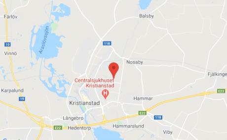 2:a i Kristianstad