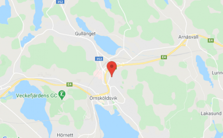 2:a i Örnsköldsvik